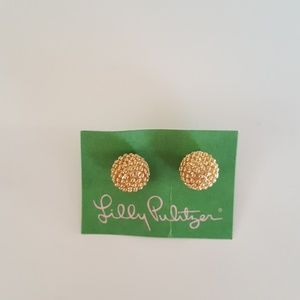 NEW Lilly Pulitzer Stud Earrings